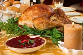 american-food-roasted-turkey-cranberry